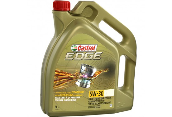 Castrol Edge Titanium 5W30